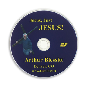 Jesus, Just JESUS! DVD
