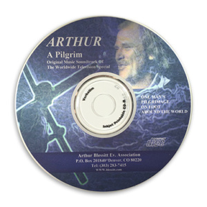 Arthur a Pilgrim - Music CD
